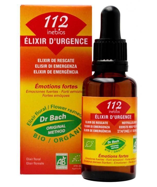 112 ELIXIR D'URGENCE 30 ml