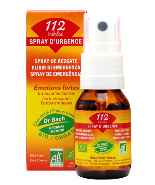 112 SPRAY D'URGENCE