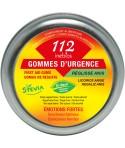 112 GOMMES D'URGENCE REGLISSE ANIS
